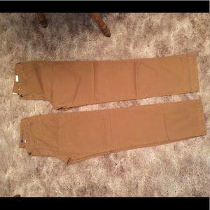 Gap pants 32x36